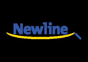Newline Logo (CMYK Blue Yellow)